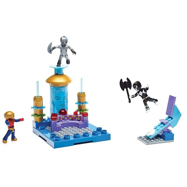 Cenário Temático (Playset) Power.Rangers Base De Controle Mattel