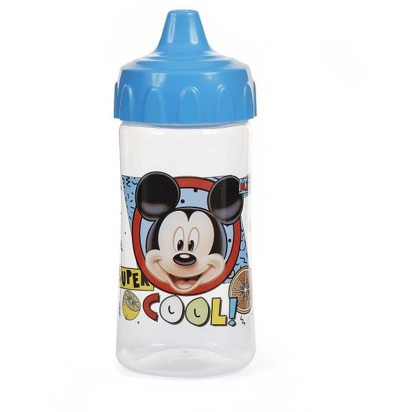 Copo Treinamento Mickey Baby C/Valvula Red.Ping Babygo