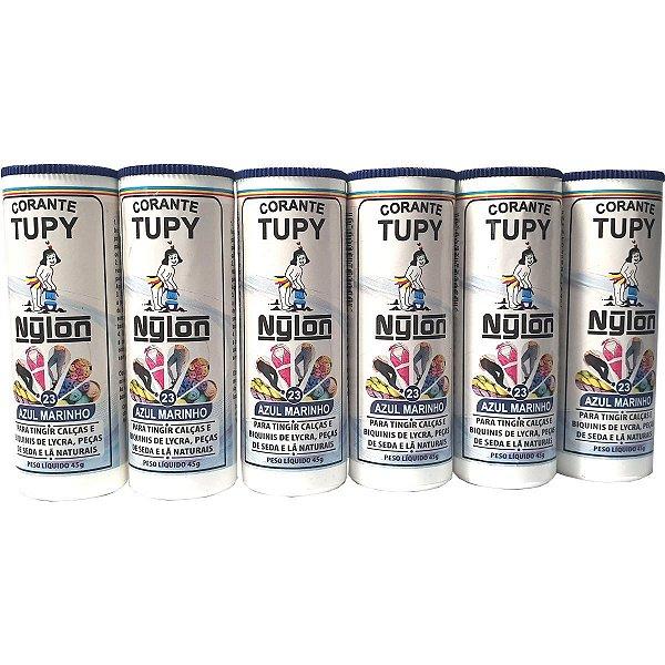 Corante Em Pó Azul Marinho Tupy Nylon Corantes Tupy