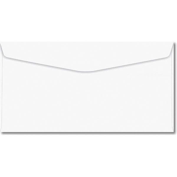 Envelope Comercial 114x162mm 90g Sem Rpc Branco Scrity