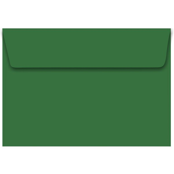 Envelope Convite Colorido 162x229mm Verde Plus 80g Foroni