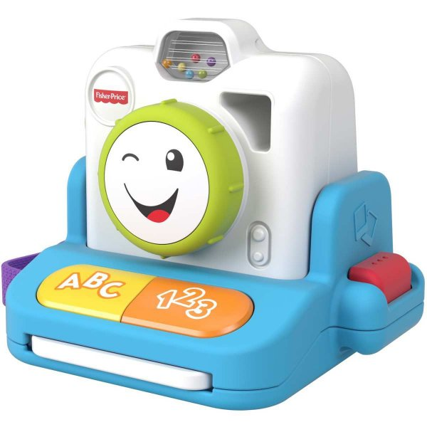 FISHER-PRICE CAMERA SORRISOS E APRENDIZAGEM MATTEL