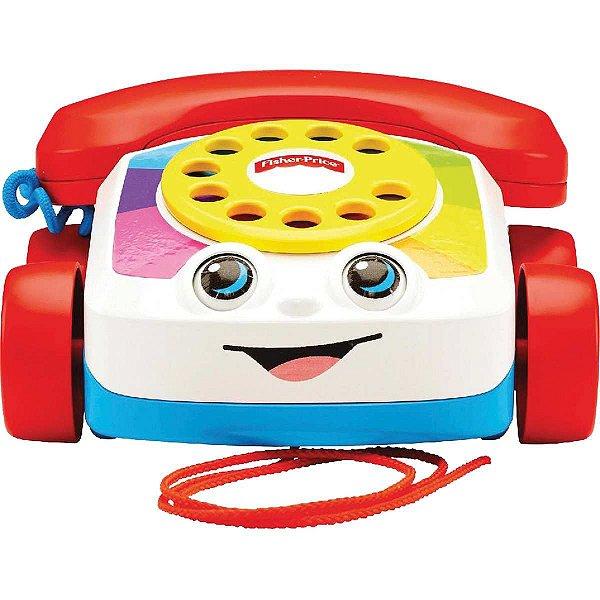 FISHER-PRICE TELEFONE FELIZ MATTEL