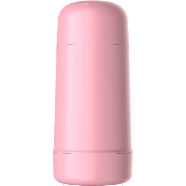 Garrafa Termica Rosca Minigarbo Rosa Claro 250 Ml. Termolar