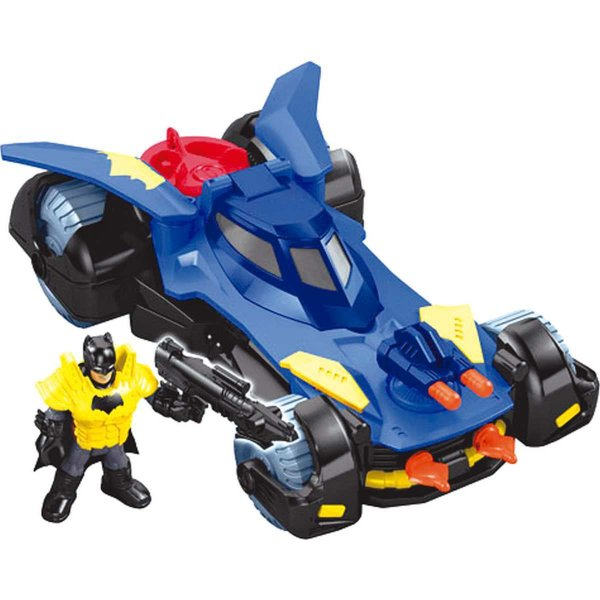 Imaginext Dc  Super Batmovel Mattel