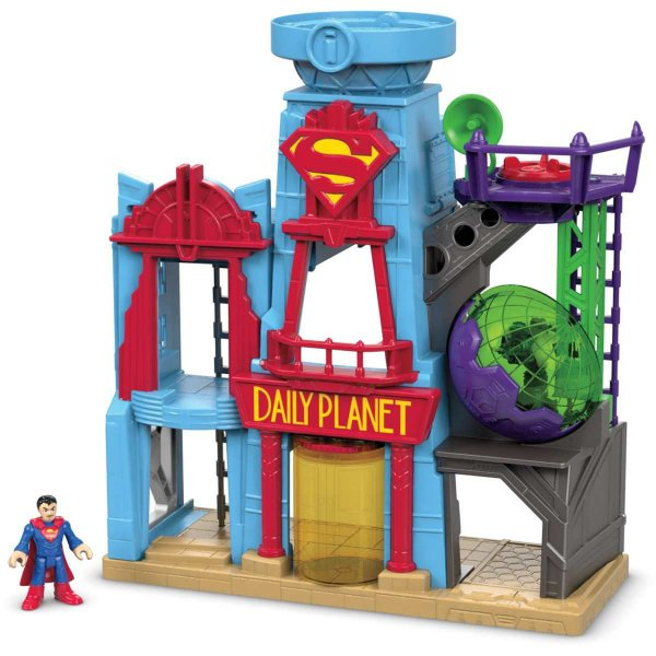 Imaginext Dc Metropolis Mattel