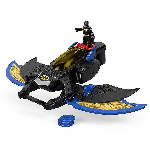 Imaginext Dc.comics Batwing Lancador Pro Mattel