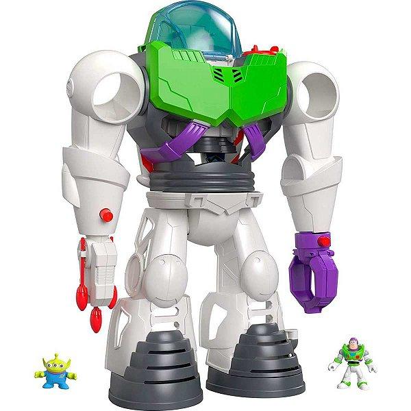 Imaginext Toy Story 4 Buzz Bot Mattel