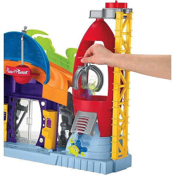 Imaginext Toy Story Planeta Pizza Mattel