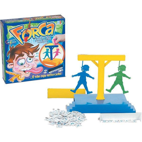 Jogo Diverso Forca Brinquedos Nig