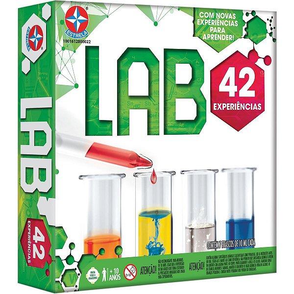 Jogo Diverso Lab 42 Estrela