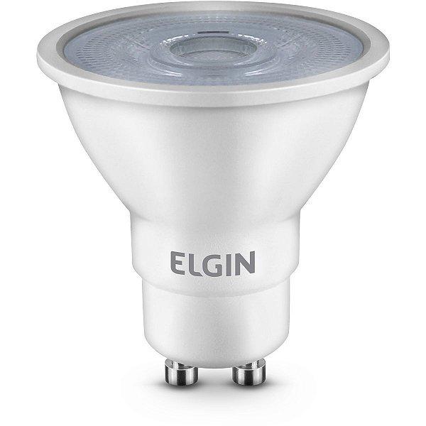 Lampada Led 6W Dicroica Mr16 2700K Bivolt Elgin
