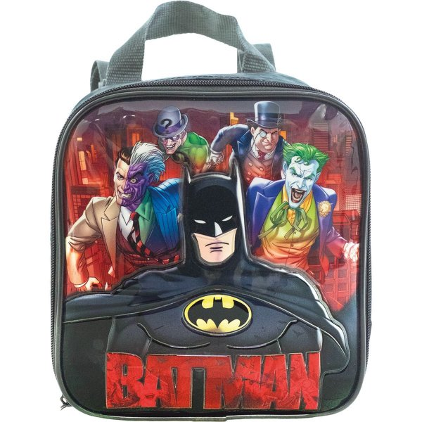 Lancheira Termica Batman Danger Xeryus