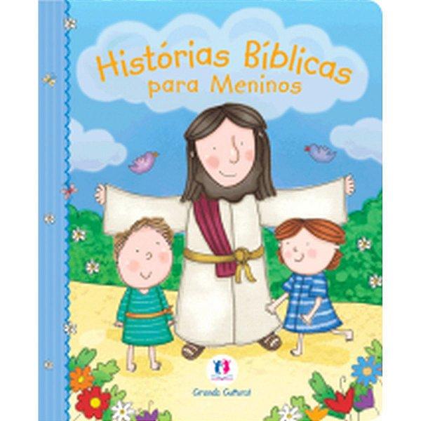 Livro Infantil Ilustrado Historias Biblicas Para Menino Ciranda
