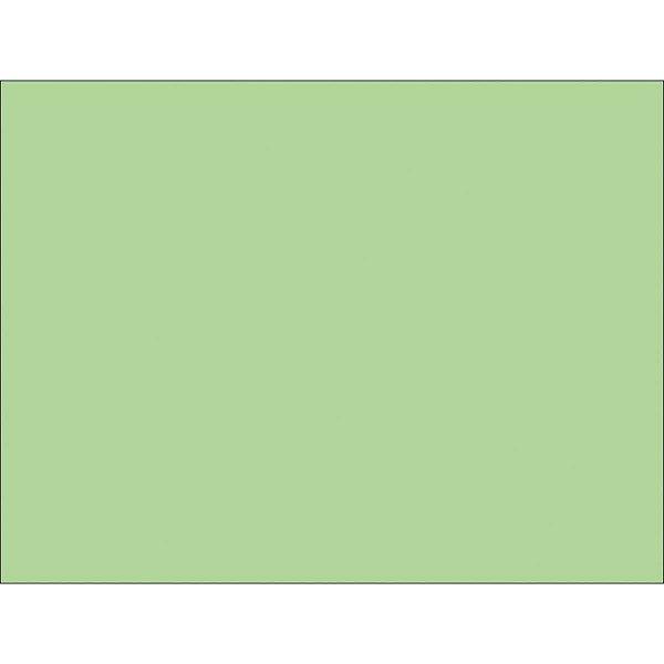 Papel Cartolina Verde Escolar 50X66Cm 150G. Trident