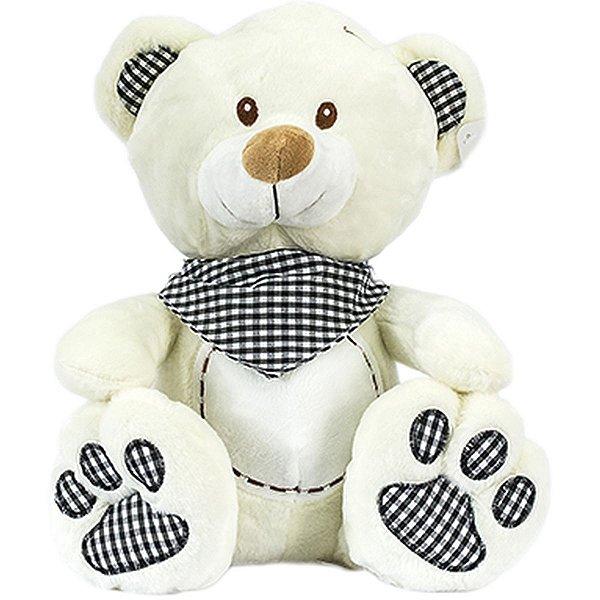 Pelucia Urso Com Cachecol 25Cm. Sortid Unik Toys