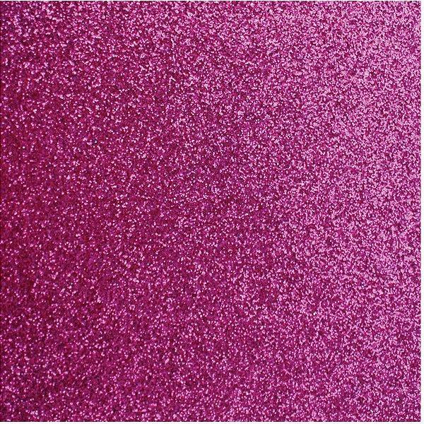 Placa Em Eva Com Gliter 60X40Cm Pink 2Mm Make+