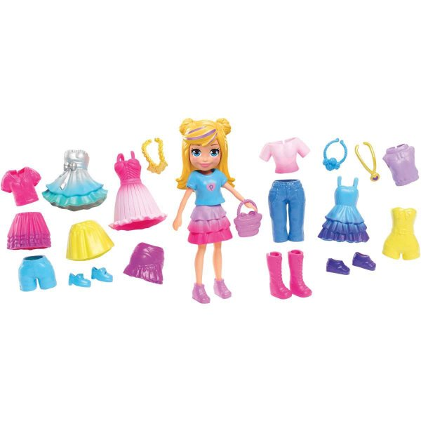 Polly Pronta Para A Festa Mattel