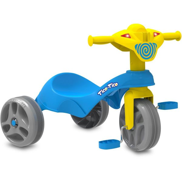 Triciclo Tico-Tico Club Azul Brinq. Bandeirante
