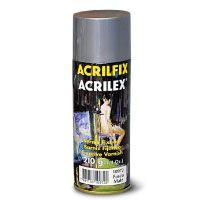 Verniz Fixador Acrilfix Fosco 300Ml. Aerosol Acrilex