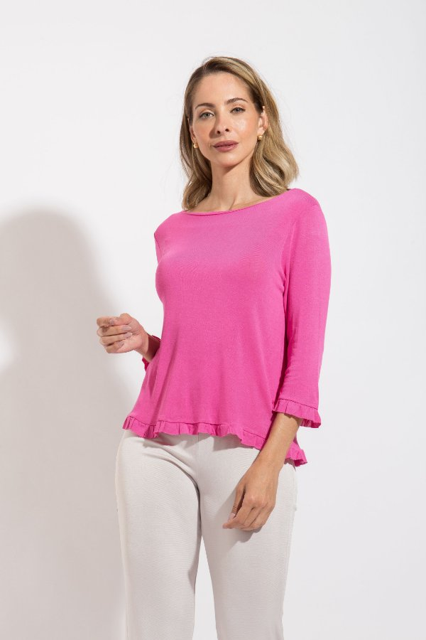 Blusa Roma Pink