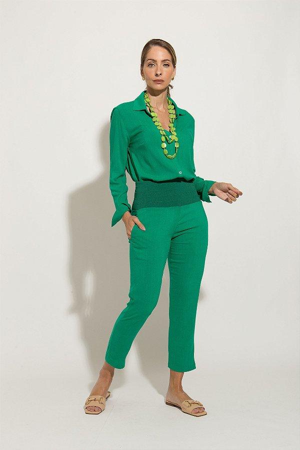 Conjunto Leonora Verde