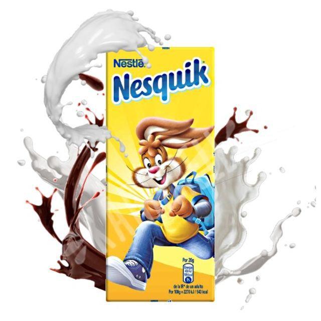 CHOCOLATE NESQUIK 100GR