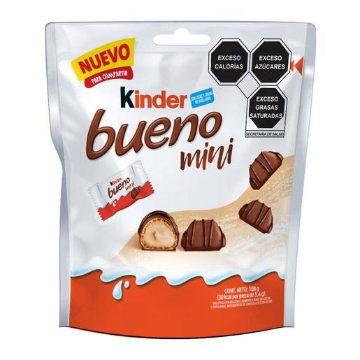 KINDER BUENO MINI 108G