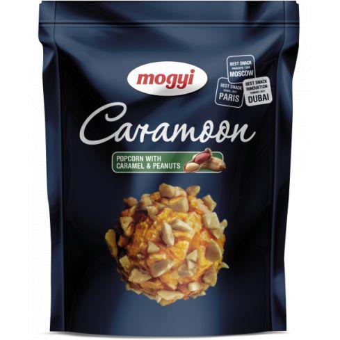 PIPOCA SABOR CARAMELO E AMENDOIN  MOGYI CARAMOON 70G