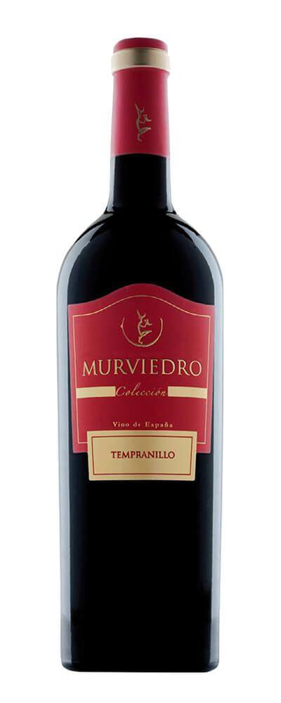 Vinho tinto Murviedro Coleccion tempranillo espanha