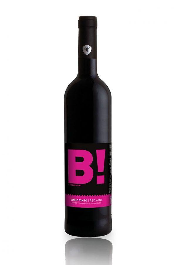 Vinho tinto B!