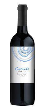 Vinho Tinto Corinto Merlot Chile 2017