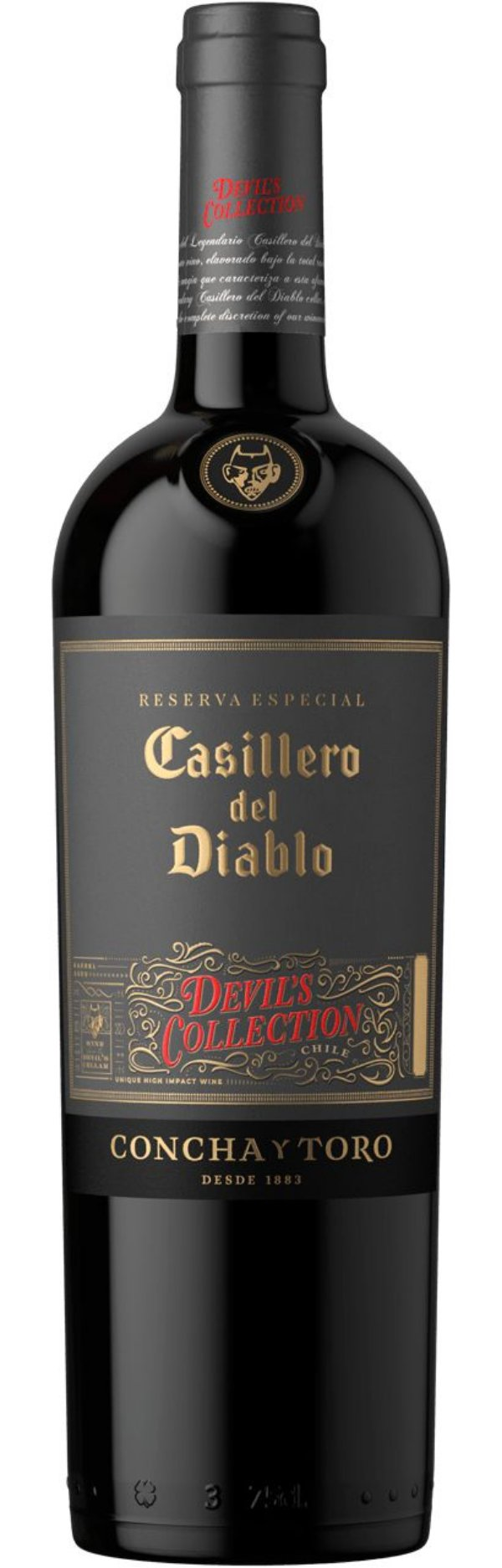 Vinho Tinto Casillero Diablo Devil's Collection 750ml