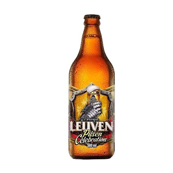 Cerveja Leuven lager 500ml