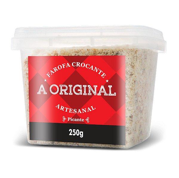 Farofa crocante picante 250g