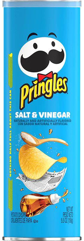 PRINGLES SALT/VINEGAR