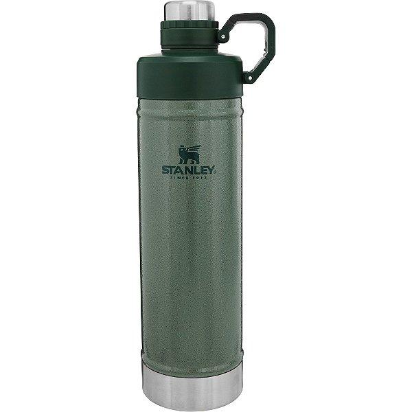 Garrafa térmica stanley classic verde 750ml