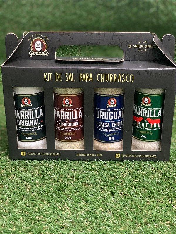 Kit de Sal Parrilha