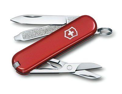 Canivete Classic SD Vermelho