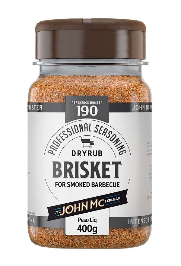 Dry Hub Pitmaster BRISKET John Mc