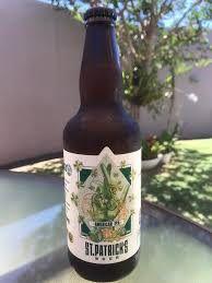 Cerveja ST PATRICKS AMERICAN IPA GARRAFA 500ML