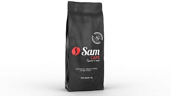 Sam Café torrado em grãos - 500g