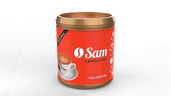 Sam Cappuccino - Capuccino Cremoso - 200g