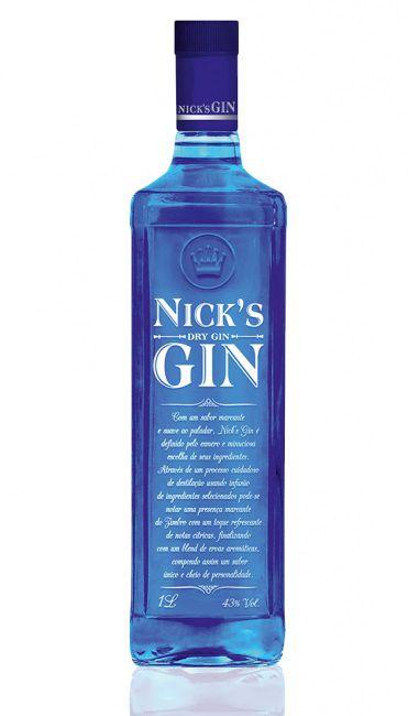 Gin Nick's 1l