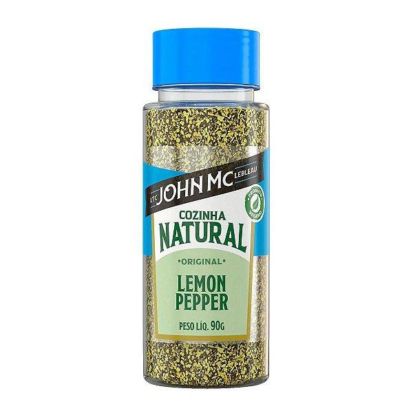 Lemon Pepper 90g