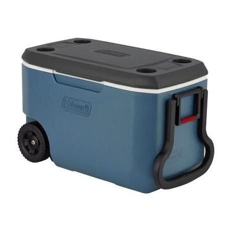 Cooler termico 062 qt (58L) Xtreme 5 azul c/ rodas
