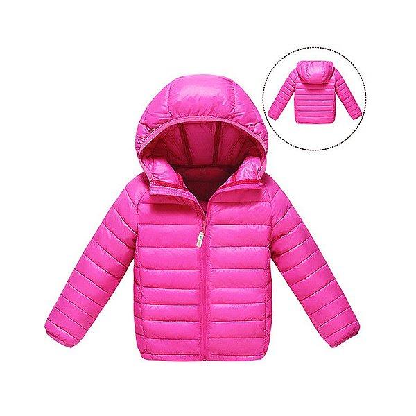 Jaqueta Ultraleve KidSplash! Pink