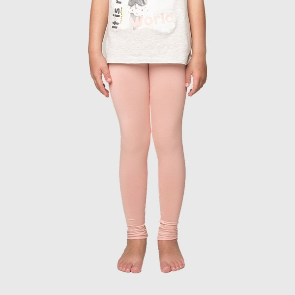 Legging Infantil KidSplash! Cirre Rosa Nude