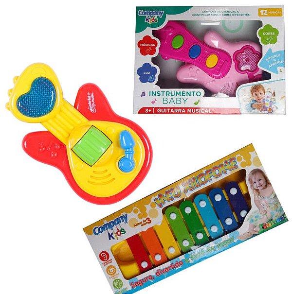 Instrumento Musical Infantil - Diversos