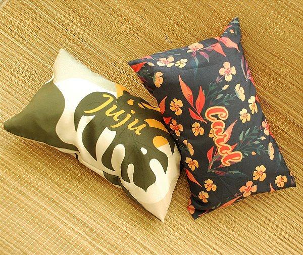 Travesseiro Personalizado | Almofada + Capa